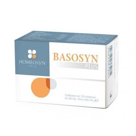 Basosyn Plus 120 compresse come sgonfiare la pancia naturalmente