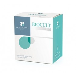 Biocult Plus 20 bustine per Ripristino Flora batterica intestinale