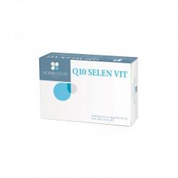 Integratore antiossidante Q10 Selen Vit 24 capsule