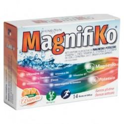 Magnifiko integratore Magnesio e Potassio contro la stanchezza 30 buste