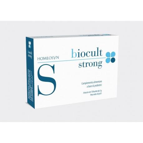Integratore di probiotici Biocult Strong 10 bustine